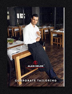 Brožúra Corporate Tailoring